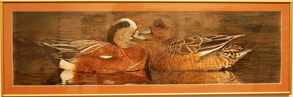 Gold Award — Heart to Heart by Ron Nixon