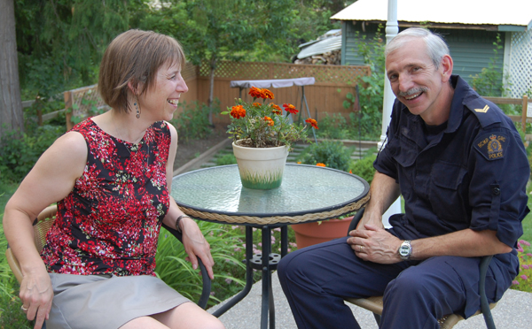 Jane and Doug Morris are leaving after six and a half eventful years in Revelstoke. David F. Rooney