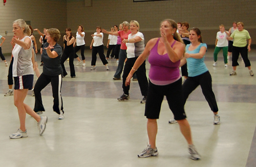 In the years since its inception thousands of Zumba instructors have been trained and classes launched around the world. David F. Rooney photo