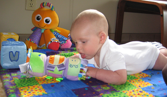 Infants and children between the ages of three and six will be the ones who suffer the most if the provincial government goes ahead with its plans to close the Infant Development Program and the Child Supported-Development Program at the end of the month. Photo courtesy of Amanda MacIntosh