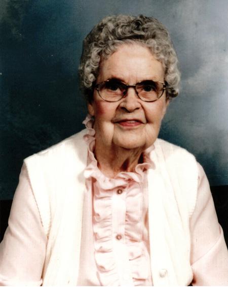 Karen Meta Olsen 1909-2009