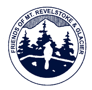 The Friends of Mount Revelstoke and Glacier logo