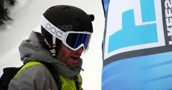 Winner Arne Backstrom of Lake Tahoe, Calif., had a great day. Karen McColl photo