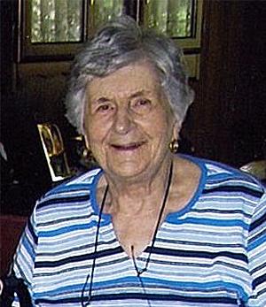 Jessie Isabella Newlands 1925-2010