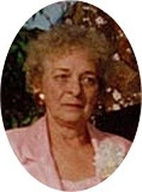 "Margaret Christine ""Peggy"" Gould 1930-2010"