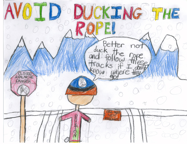 First Place — Victor Wu — Grade 5 — Columbia Park Elementary