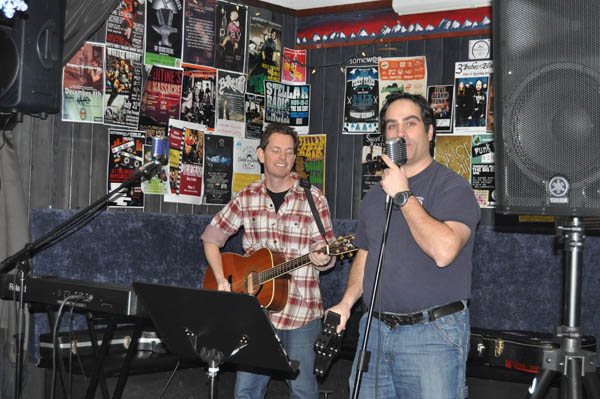Drew Payne and Dan Sculnick — aka 45 Minutes — performed at Big Eddy Pub's Jam Night during the first night of Spirit Fest 2013. They played requests from the audience and really kicked it with some Steve Miller Band covers. David F. Rooney photo
