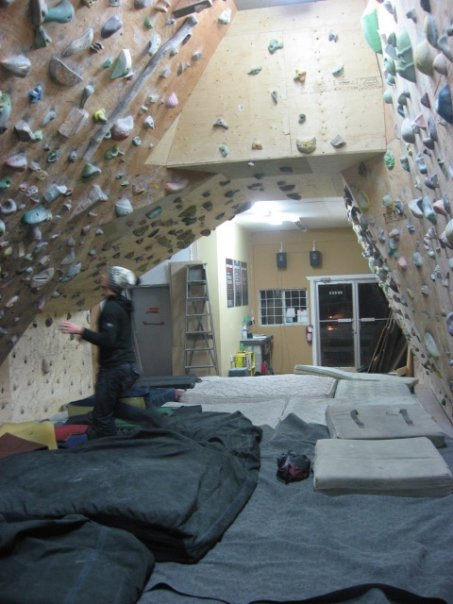 A little less colourful but no less imaginative, this is what the Squamish Bouldering Cooperative offers. Squamish Bouldering Cooperative photo