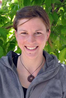 Natalie Stafl Coordinator of the Columbia Shuswap Invasive Species Society
