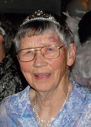 Isabel Pallister 1925 - 2013