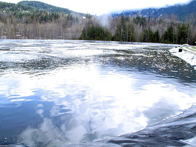 You could call it Eau de Sewer but to Southside residents the odours wafting through their neighbourhood this summer are no laughing matter; they're an insufferable stink that they demand the City fix ASAP. Revelstoke Current file photo