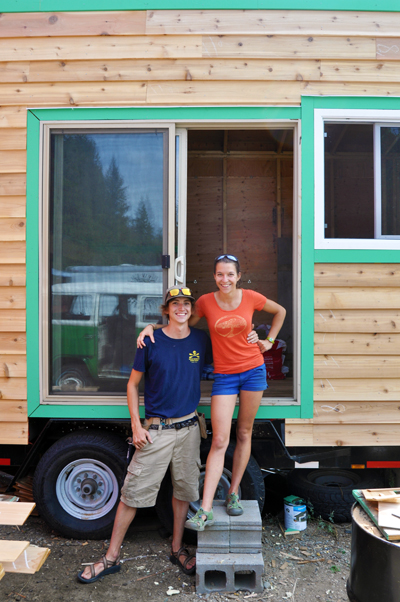 Jaime and Cat are using the Stoke List to find a homeowner in Area B who would be willing to let them park their small house. They've had a couple of offers but nothing solid, yet. If you can offer them a place to park their tiny home give them a shout at 250-814-4731 or send them an e-mail at jaime-roberton@gmail.com. David F. Rooney photo