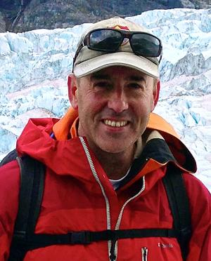Ian Tomm Executive Director of HeliCat Canada