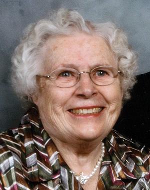 Florence Annie Carten 1926 - 2013