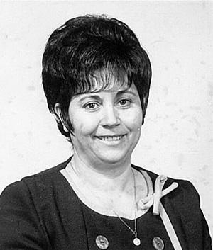Lidia Falcone (nee Donato) 1930 - 2013
