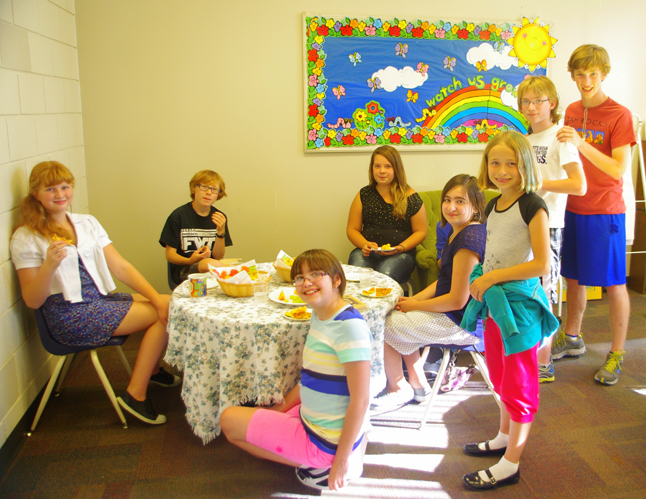 Total registration for the Summer Reading Club this year was close to 200, with most events attended by an average of 50 children. Lucie Bergeron photo