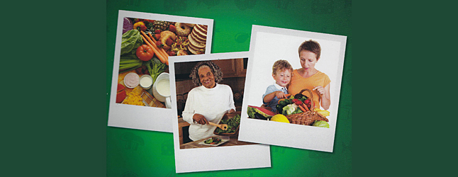 Community Connections is cooking up a special program to teach people how to throw together healthy meals from start to finish.