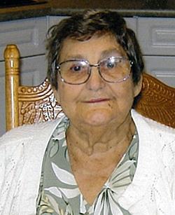 Jennie Cameron 1926 - 2014