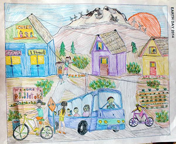 Home School Grade 6, Eden Thoma