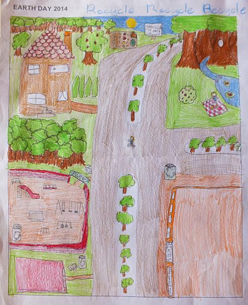 Begbie View Elementary Grade 4, Polly Van Oort