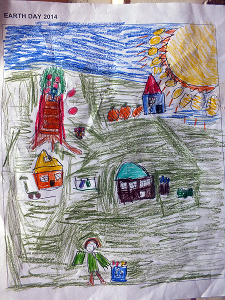 Begbie View Elementary Grade 1, Rylan Cameron