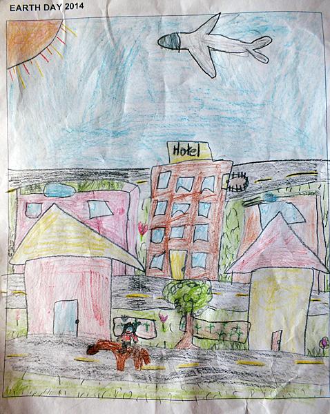 Ecole des Glaciers Grade 2/3, Ruby Serrouya