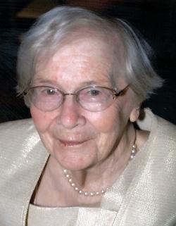 Lorna Evangeline Eley 1920 - 2014