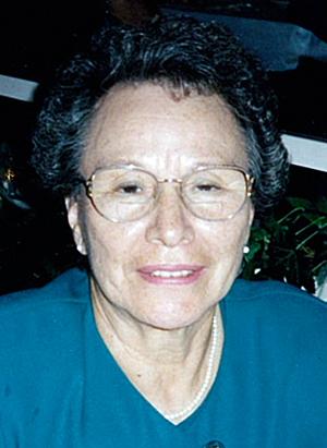 Grace Moorwood 1926 - 2014