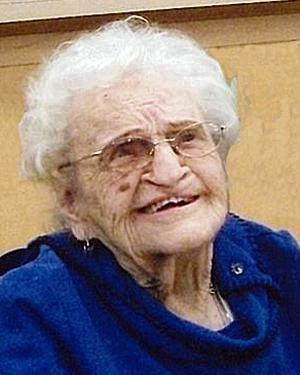 Thelma Butler Nilsen 1905 - 2014