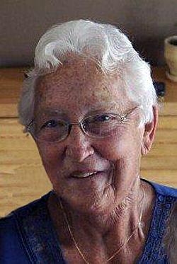 Victoria Olafson 1931 - 2014