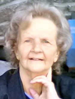 Bertha Joan Channell 1933 - 2014