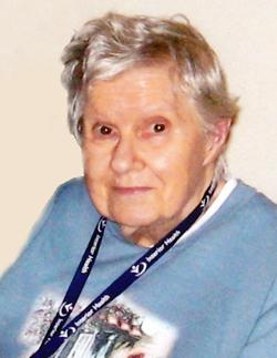 Ruth Yvonne Leithwood 1929 - 2014