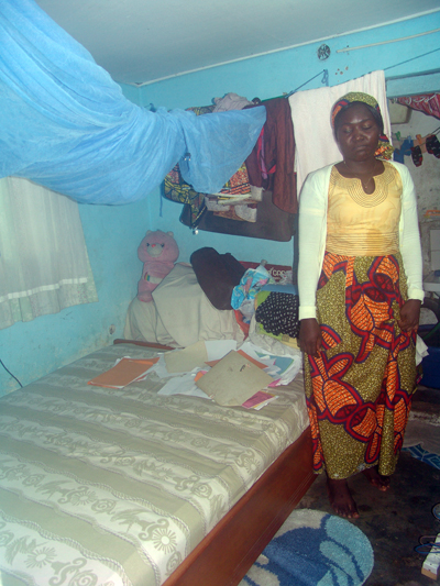 Living conditions in refugee camps are, at best, spartan. Campaigns like the Homes With Hope for Refugees are attempting to provide refugees with micro-business assistance so they can help support themselves. Photo courtesy of Clara Suchy