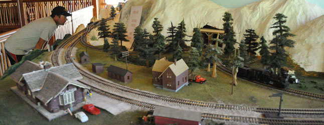 All things railway are on offer at the Revelstoke Railway Museum's Family Day event being held August 16 as part of the community's Homecoming celebrations. Revelstoke Current file photo