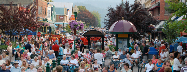 Revelstoke's 2014 Homecoming Weekend, from Friday, August 15 to Sunday, August 17, celebrates local events and accomplishments, says City Parks, Recreation and Culture director Lori Donato. Rather than bringing entertainment in from outside, this year's event showcases the many great opportunities that are normally available to Revelstoke residents. Revelstoke Current file photo