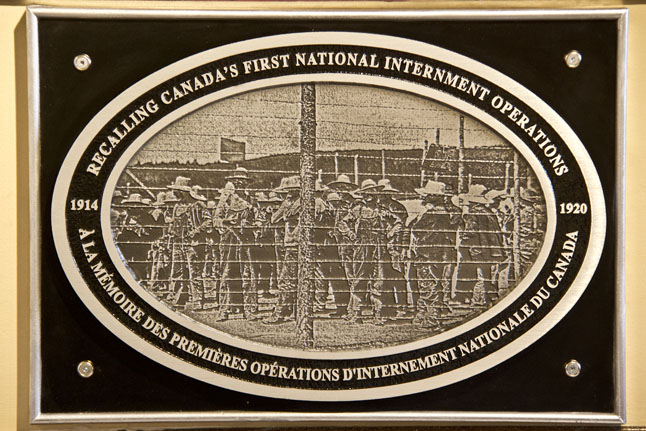 100 of these plaques were unveiled on Friday, August 22, at locations across the country, including 24 locations in BC alone. Sarah Mickel photo