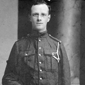 My grandfather, Francis Carmody Rooney, served as a gunner in the Royal Canadian Horse Artillery during the First World War. he looks remarkably like my late brother.