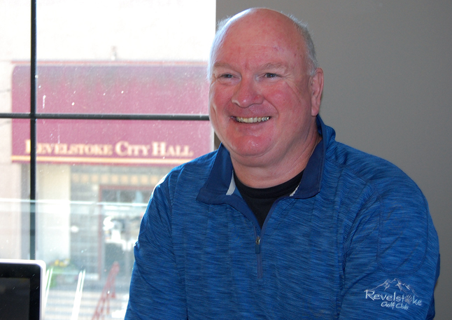 """Businessman Mark McKee today announced his intention to seek election in November as the next Mayor of Revelstoke. """"It's time for positive leadership and change in our community,"""" he said in a statement released on Thursday, September 11. David F. Rooney photo"""
