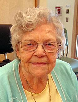 """Mildred Alice """"Millie"""" Ashton 1933 - 2014"""