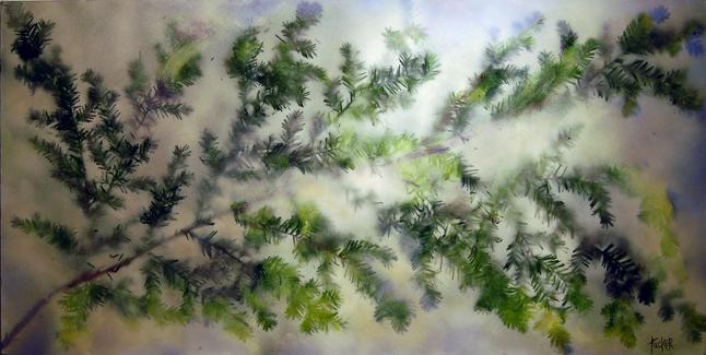 Hemlock's Ease By Coreen Tucker
