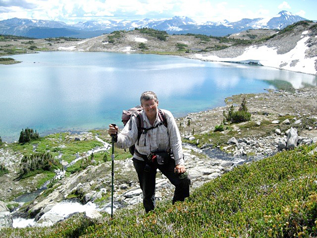 Plant specialist and author Chris Czajkowski will be speaking about her work at the Revelstoke Branch of the Okanagan Regional Library on Saturday, October 26, at 4:30 pm. Photo courtesy of the Okanagan Regional Library