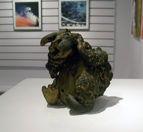 Stone Dragon Hatching By Jennefer Rogers Sculpture