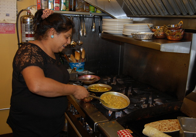 Or if Indian was want you wanted then Paramjit's, where owner Goldie Sanghera rules the kitchen, would be the place to go. David F. Rooney photo