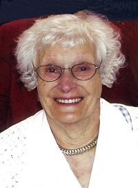 Doris Knight 1917 - 2014