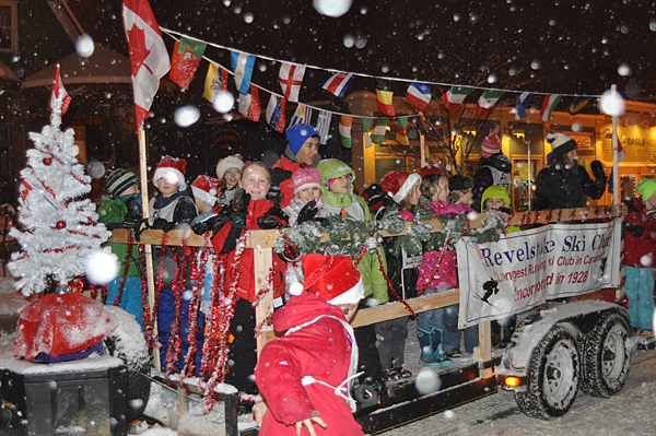 And don't these Revelstoke Ski Club members look like they're having a grand old time? David F. Rooney photo