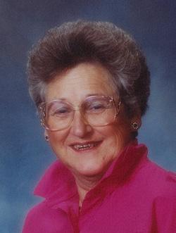 Eileen Lucille Upper 1922 - 2015
