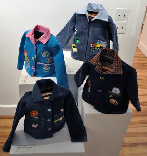 Wearable Art - Children's Clothing  By Debbie Loewen Textiles