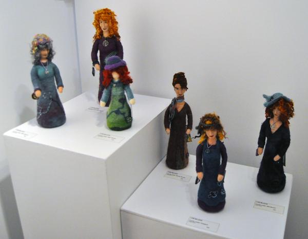Dolls Lois McLeod Textiles