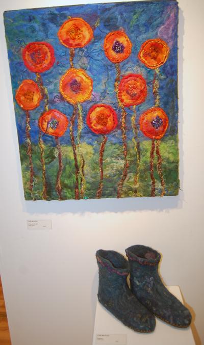 Octopus Garden By Lois McLeod Textiles