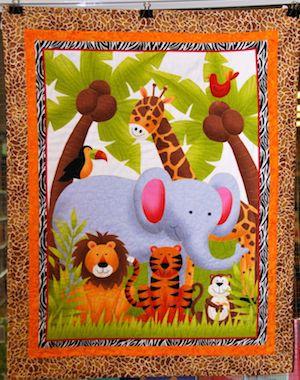 Jungle Fun by Eleanor Hills.